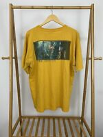 VTG JNCO Anime Warcraft Wizard Graphic Skate T-Shirt Size XL USA