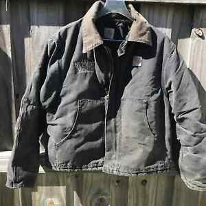 Vintage Carhartt Distressed Workers Jacket