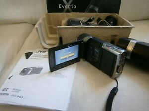 JVC EVERIO X HD  MEMORY CAMERA  GZ - X900 - UNUSED STILL IN BOX - UNWANTED GIFT