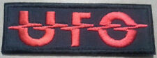 UFO embroidered patch Michael Schenker MSG Scorpions