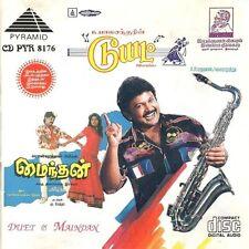 Duet - Maindhan - Pyramid - Tamil CD - A.R.Rahman (CD PYR 8176) * With Booklet