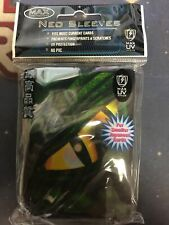 Max Protection Neo Sleeves Dragon Eye Green 50 Count 7060 GDG Near Mint Fast Shi