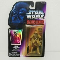 1996 Hasbro Star Wars Shadow of the Empire Leia in Boushh Disguise Figure NEW