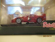 1:43 Detail Cars Ferrari F 40 red ART 150