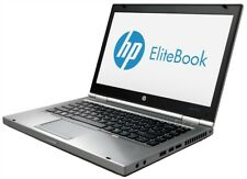 HP EliteBook 8470p - Core i7-3520M 2.90GHz, 8GB RAM, 320GB HDD, DVD, Win 7 Pro