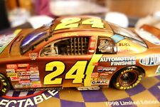 RARE Action Nascar HUGE 1/18 Jeff Gordon diecast Chromalusion 1998 car RARE 1:18