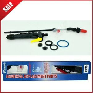 Chemical Sprayer Parts Kit Nozzles Gaskets with Wand for Handheld Sprayers New