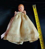 """Nancy Ann Storybook Baby Doll """"Little Miss Pattycake"""" #210 Antique Vintage"""