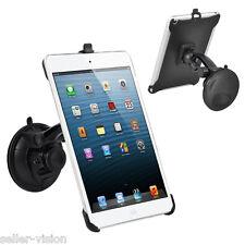 Rotating Black Car Kit Mount Smart Holder Cradle Protector for Apple iPad Mini