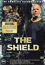 The Shield : Season 2 (DVD, 2005, 4-Disc Set) Region 4