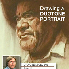 NEW DVD: DRAWING A DUOTONE PORTRAIT WITH CRAIG NELSON