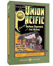 Union Pacific - A Classic RR Western Adventure On DVD!