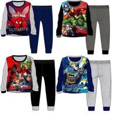 Pyjamas coton mélangé Marvel pour garçon de 2 à 16 ans