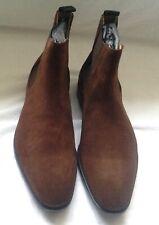 Paul Smith Men's  Shoe Gerald  Dark Brown Chelsea Boots .