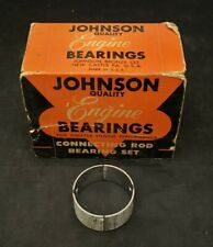 NORS 1948-56 Willys Jeep, 1951-54 Henry J Allstate Rod Bearing Set .010 /6Cyl