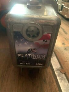 JB Platinum DV-dv142N, 5 CFM vacuum pump