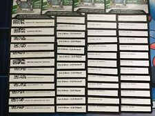 Pokemon Code Card Lot 50 3 Pack Blister Battle Deck Elite Gx Box Free Shipping