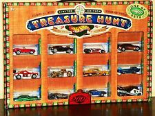HOT WHEELS 2001 TREASURE HUNT SET  - NEW SEALED BOX MINT CONDITION