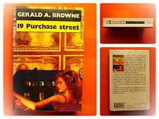 19 Purchase street -Gerald A. Browne -Le Livre de Poche Policier N° 7524