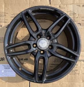 "Mercedes Benz A Class W176 AMG Single Alloy Wheel A1764010700 7.5Jx18H2 18"""