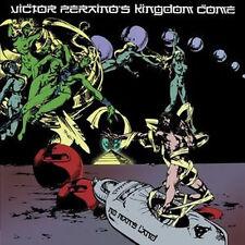 """Victor Peraino's Kingdom Come: """"No Man's Land""""  (CD)"""