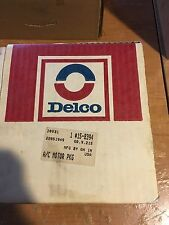 NOS GM DELCO AIR CONDITIONING A/C MOTOR 15-8394 22051949 (GM_B)