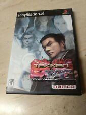 Tekken Tag Tournament PlayStation 2 PS2