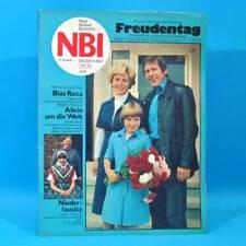 DDR NBI 29 1978 Niederlausitz Wohnungsbau Leipzig Polonez Fadenspiele Cottbus P