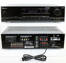 Onkyo TX-810 Stereo Tuner Amplifier Receiver Classic Hi Fi , Tested Works!
