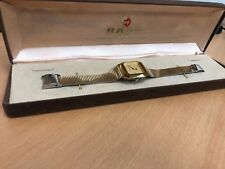 Rado Diastar Quartz Women's Watch 111.0139.3 Vintage