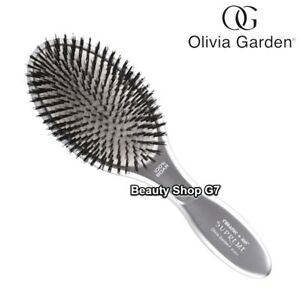 Professional brush Olivia Garden Ceramic+ion Supreme with boar bristles CISPB