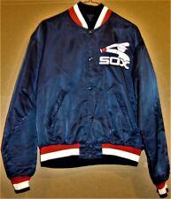 Chicago White Sox SNAP delantera de la chaqueta de estilo vintage 835d11d1123