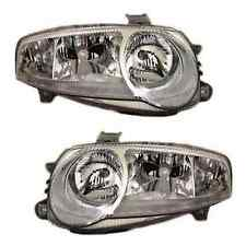 Front headlights H1 H7 front lights for Alfa Romeo 147 01-04