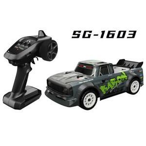 RC Remote Control Car Drift Car Flat Running High-Speed SG-1603 1/16 2.4G 4WD