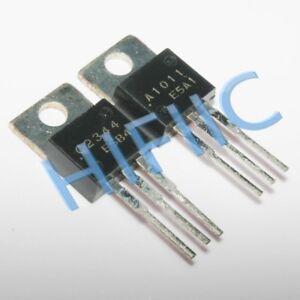 2Pairs 2SA1011 2SC2344 (A1011 C2344) POWER TRANSISTOR TO220
