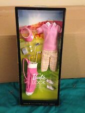 "2013 ""Barbie Look Collection""  Pink On The Green"" Fashion- IN STOCK"