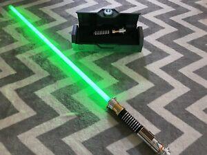 "Disney Parks Star Wars Galaxy's Edge Luke Skywalker Lightsaber Hilt & 36"" Blade"