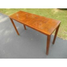 Sofa table 4' parquet top Lane GC