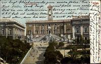 Rom Roma Italien Italia Postkarte ~1900 Campidoglio Kapitol Cartolina Italiana