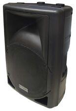 "New 180W 12"" Woofer Professional Excellent Sound PA/DJ Moulded Speaker PP-0112"
