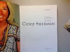 Cindy Sherman by Respini Eva (2012 softcover