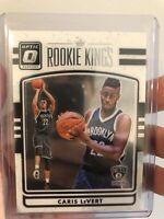 2016-17 Donruss Optic Rookie Kings #17 Caris LeVert Rc Insert Brooklyn Nets NBA