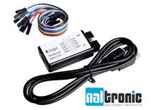 USB Logique Analyseur 8 Canaux 24MHz I2C Spi Jtag Pouvant Ligne Uart - e02
