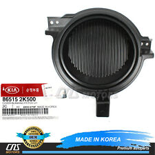 GENUINE FOG LAMP LIGHT BLANK COVER LEFT SIDE for 2012-2013 KIA SOUL 865152K500