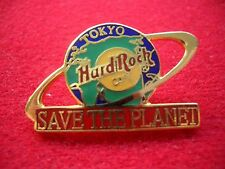 HRC hard rock cafe tokyo save the planet Globe
