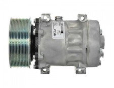 Sanden Compressor Model SD7H15E 24V R134a with 126mm 12Gr Clutch and GV Head - M
