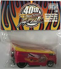 VW DRAG BUS Hot Wheels 2009 Japan Custom Car Show Limited Code-3 DInner Car