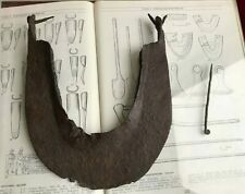 big shovel farming iron 10 -12 cent. Vikings Kievan Rus weight 331gr