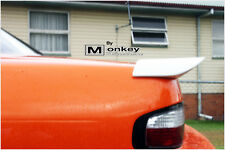 D-MAX REAR BOOT SPOILER DRIFT WING SUIT NISSAN S13 SILVIA SR20/CA18, BY MONKEY
