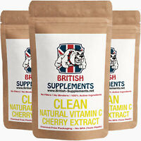 Clean Natural Vitamin C Veg Capsules UK Not Cheap Fake Lab Made Ascorbic Acid